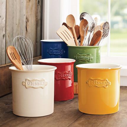 kitchen utensils holder 10