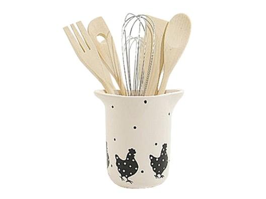 kitchen utensils holder 9