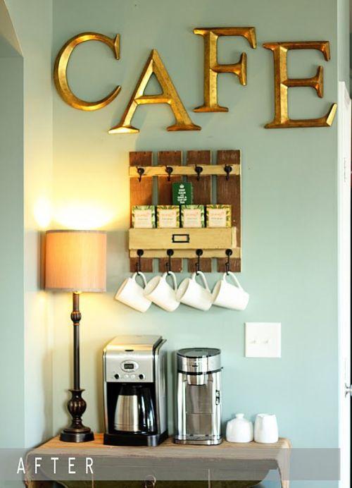 estações de café 21
