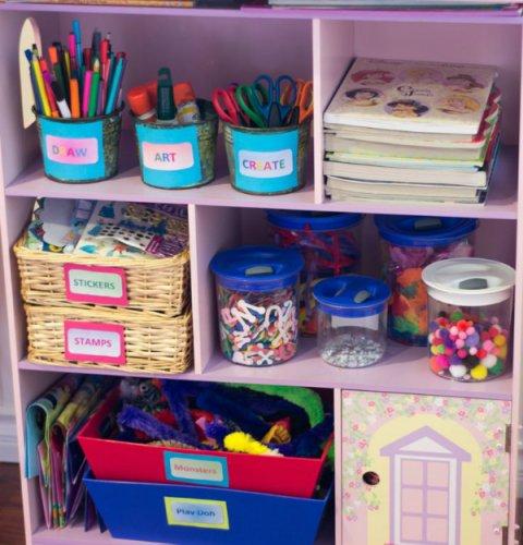 Como Organizar Armário De Escola : Como deixar o material escolar sempre organizado bem vindo
